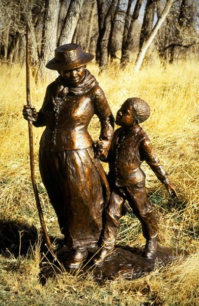 Harriet Tubman L #1